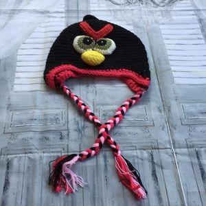 Other - Angry Bird crochet Bonnet